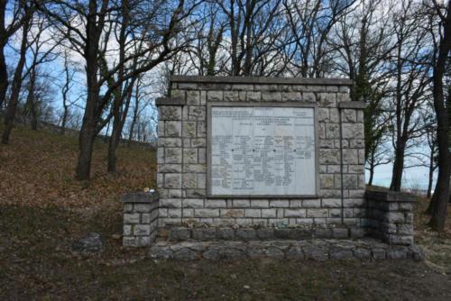 Holokauszt megemlékezés 2021 Balatonfüred zsidótemető