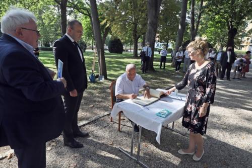Gábor Dénes emlékfa ültetés és konferencia