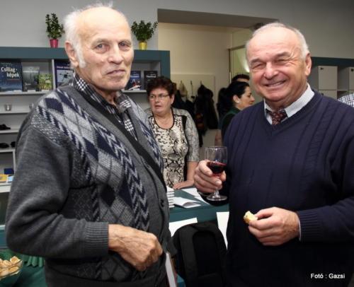 80 év feletti pedagógus találkozó